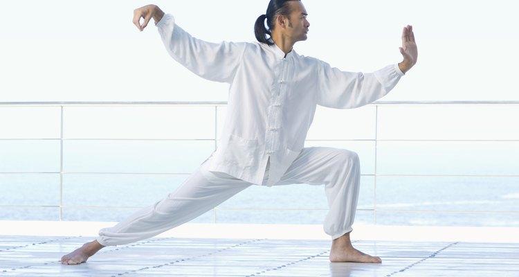 Use roupas leves e soltas para praticar o Tai Chi