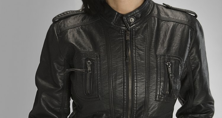 Take proper care of your leather jacket to keep it clean and mould-free.