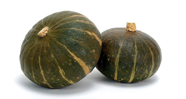 La calabaza es un fruto de invierno, tipo enredadera muy dulce y fino.