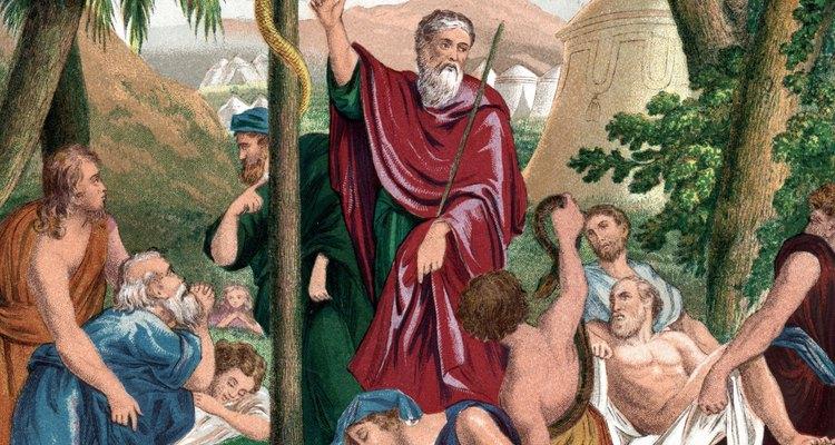 A vestimenta bíblica era diferente para cada classe social