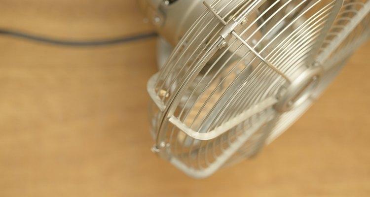 Quase todos os ventiladores são feitos com os mesmos componentes