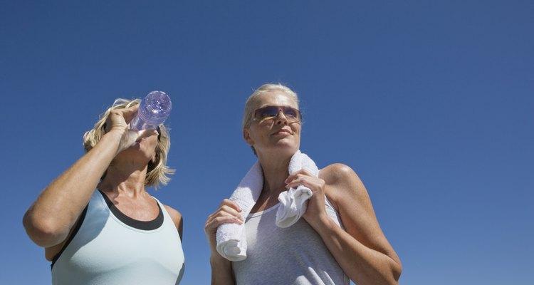 O suor pode ser a causa da sua coceira após os exercícios físicos