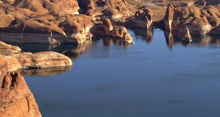 El campamento para RV más cercano a Big Water, Utah, está en Lake Powell.