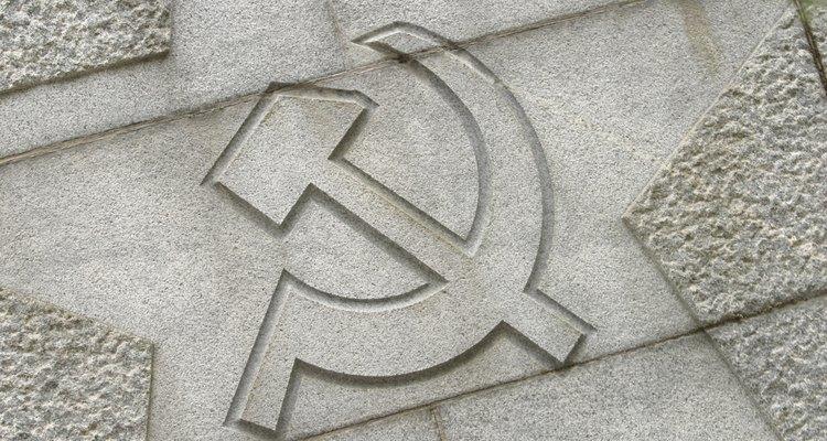 Che Guevara e as imagens que o representam tornaram-se um símbolo do comunismo