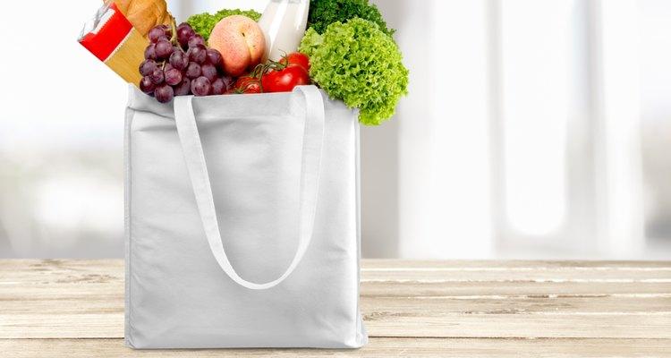 Bag, Groceries, Paper Bag