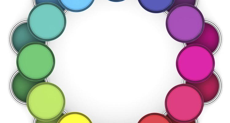 The colour wheel will be your guide.