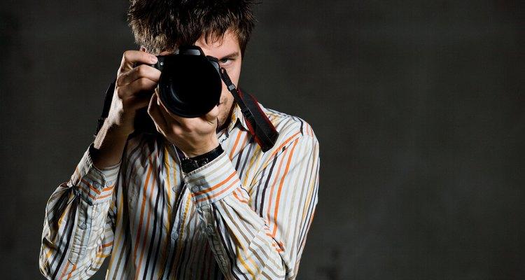 Tirar fotos ao redor de um tema adiciona coesão ao ensaio.
