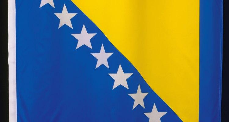 Bosnia fue reconocida como estado independiente a principios de 1990.