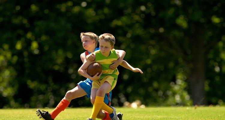 No está mal ser competitivos, pero ser un buen deportista es más importante.