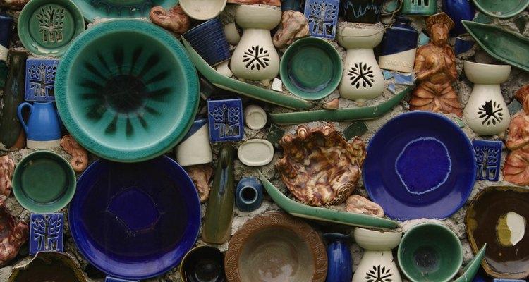Conserte você mesmo seus objetos de cerâmica