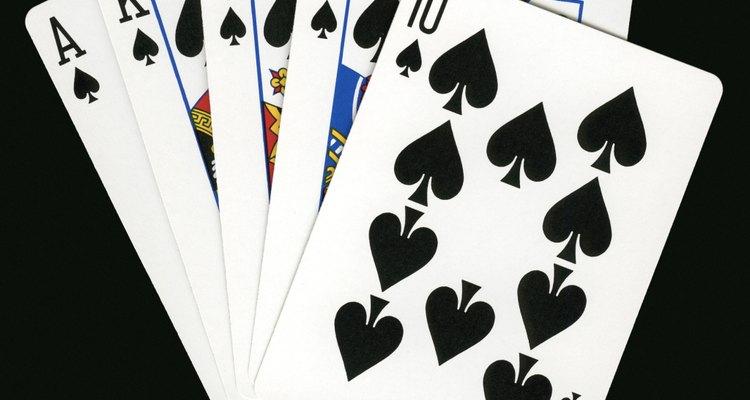 Como fazer suas próprias cartas de baralho