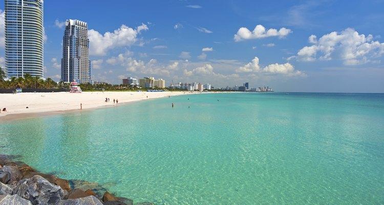 En enero Miami Beach es maravilloso.