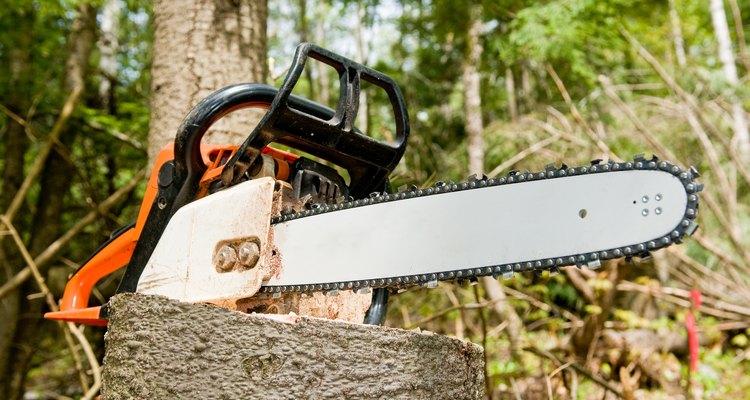 Una punta dentada nueva en una espada barra puede darle vida a una vieja sierra, haciendo que los cortes sean más suaves y eficientes.