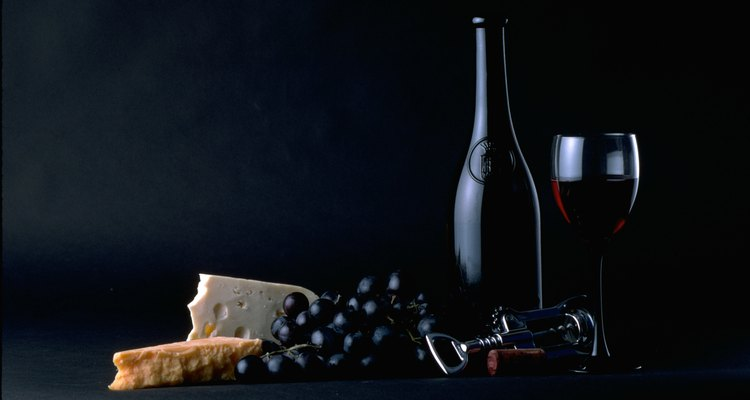 Always check the dress code for a wine and cheese party.