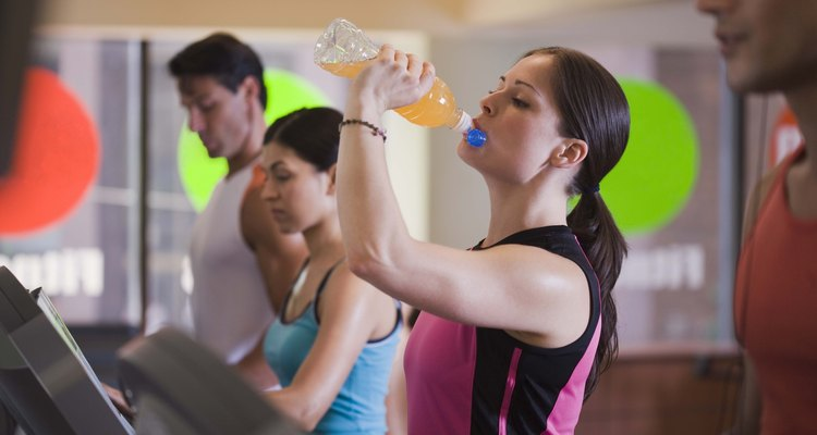 Las bebidas energéticas aumentan la presión arterial.