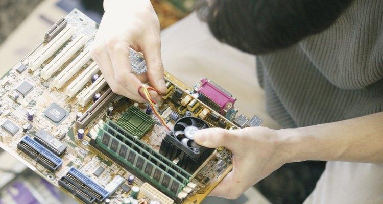 O IO APIC permite ao VirtualBox usar uma série especial de controladores de interrupção