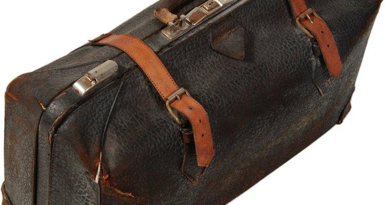 Considere o uso de um serviço de transporte de bagagem para enviar sua mala