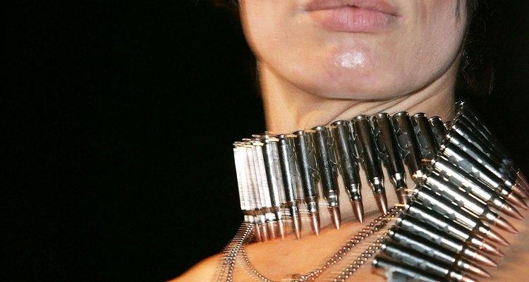 La joyería Ed Hardy en el show de modas de Christian Audigier en 2005