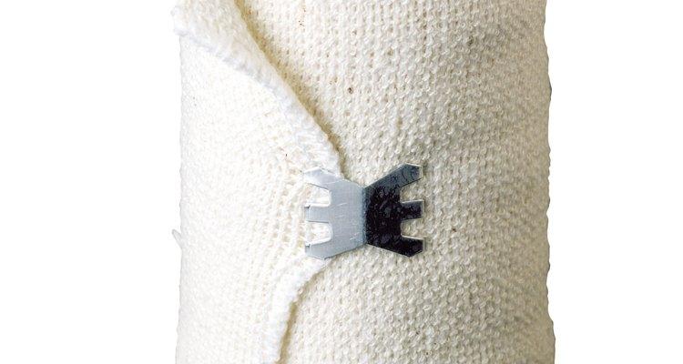 El vendaje del pecho puede ser muy doloroso si se realiza incorrectamente.