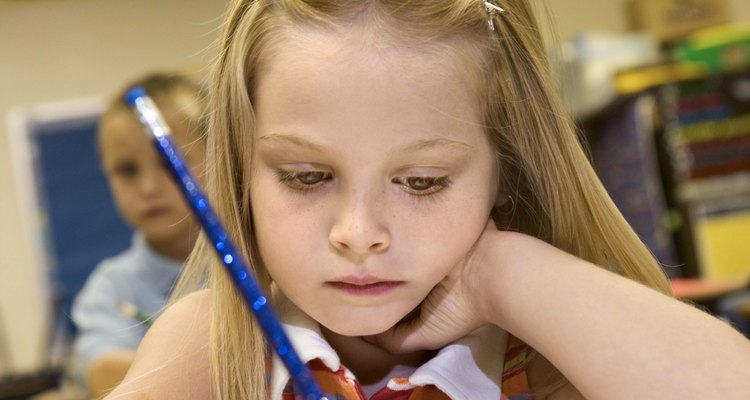 El síndrome de Asperger puede hacer que la escritura y otras habilidades finas sean difíciles de dominar.