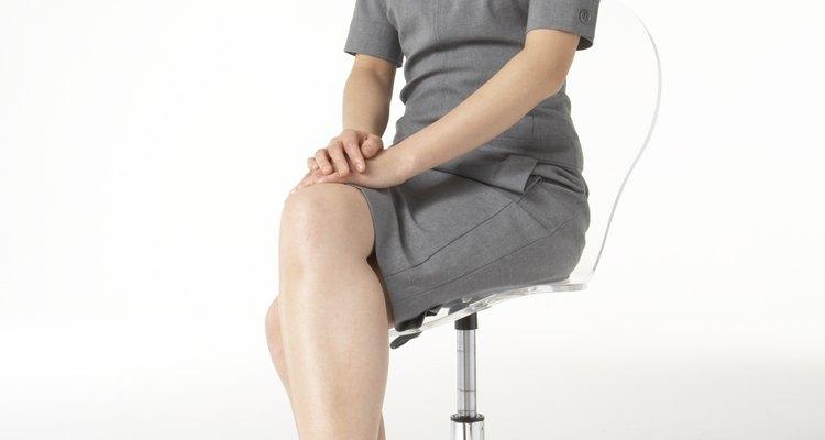 Remover o acúmulo da sujeira irá recuperar a mobilidade da sua cadeira