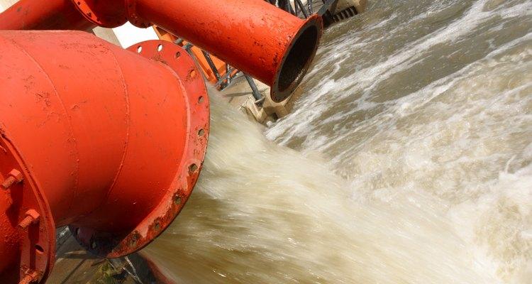 O SCFM e o M3/H são utilizados para descrever a taxa de fluxo de fluídos