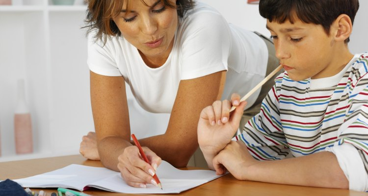 Las actividades participativas hacer la transición a la escritura mucho más sencilla.