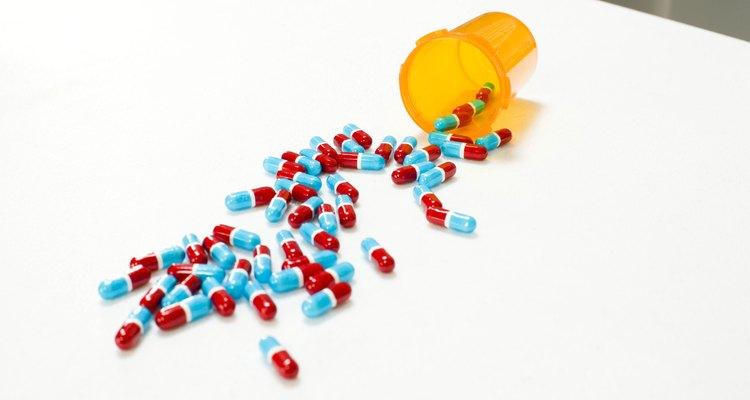 La cefalexina es un antibiótico muy efectivo.