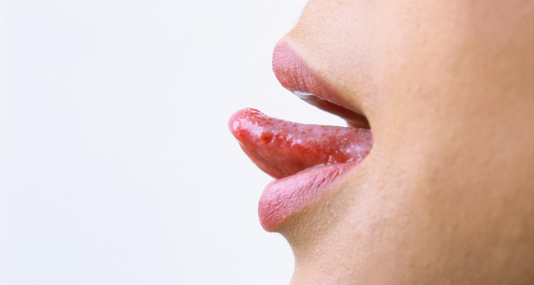 O refluxo ácido pode causar sensações anormais na língua
