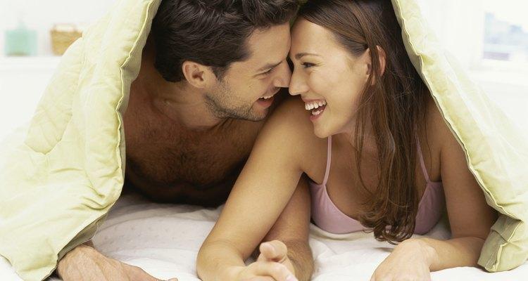 Um amor verdadeiro está além do que acontece por debaixo dos lençóis