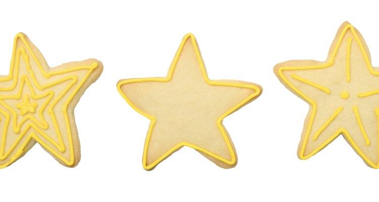 As estrelas sempre são diferentes umas das outras