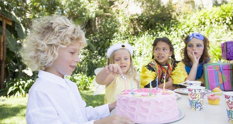 Fabrica los dulceros para el cumpleaños de tu hijo