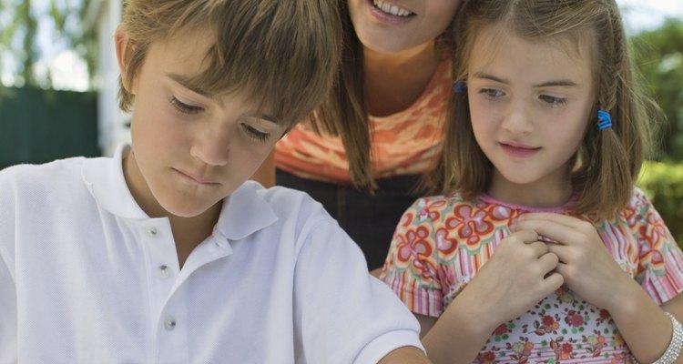 Enséñale autoestima a los niños.