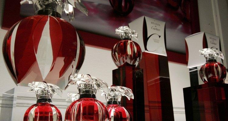 Nota que la línea de perfumes Cartier puede tener muchas variaciones.