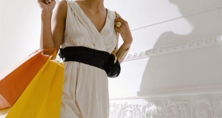 El atuendo nocturno para damas debe ser más elegante y clásico.
