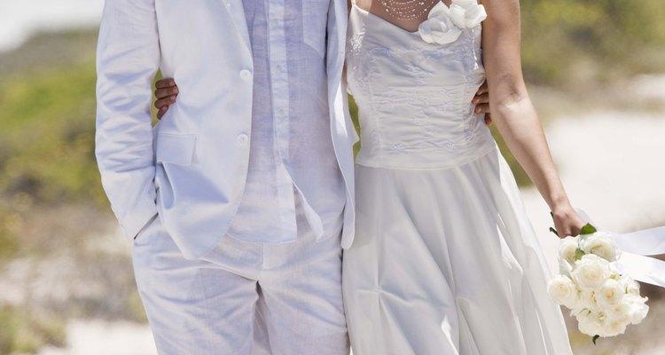 Los eventos de las bodas suelen tener un orden específico.