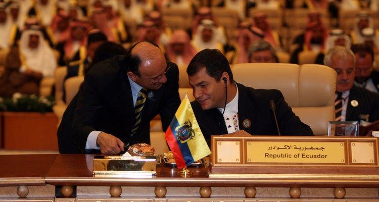 Rafael Correa, el gran reformador del siglo XXI en Ecuador.