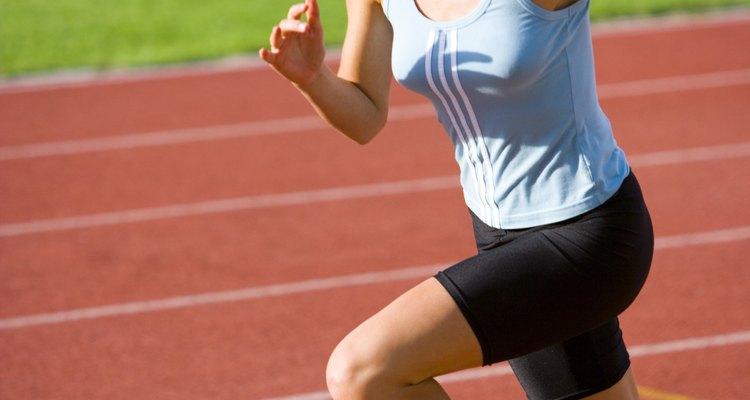 Roupas mínimas ajudam na velocidade do corredor
