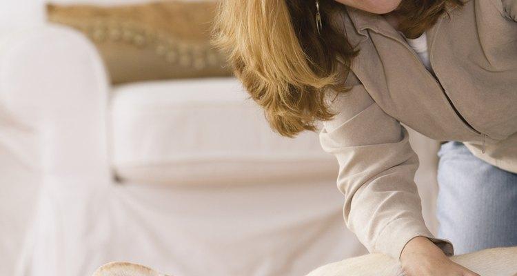 Uma massagem suave pode ser eficaz