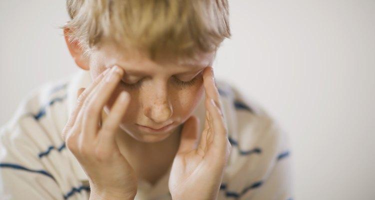 Alrededor del 3 al 5 por ciento de los niños y los adolescentes tienen algún tipo de trastorno de ansiedad, de acuerdo con el Medical Center de la University of Maryland.