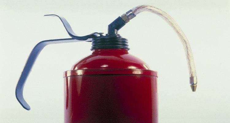 Nunca uses tu bomba a presión sin aceite.