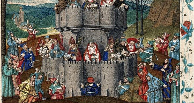 Los siervos además carecían de independencia o derechos.