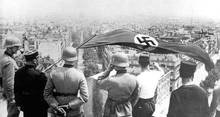 Nazi occupation of Paris during World War II