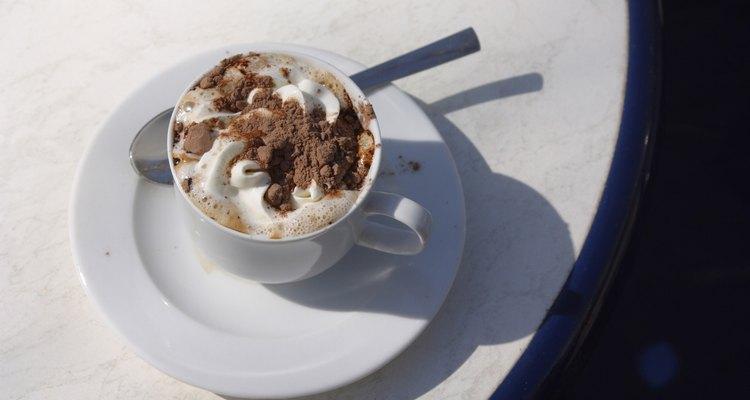 El capuccino es una bebida exclusivamente matutina en Italia.