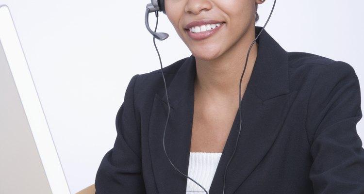 Uma boa recepcionista deve ser multitarefas e muito organizada