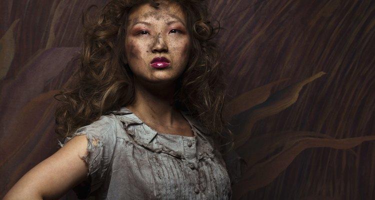 Para deixar seu cabelo marrom, você só precisa de uma caixa de tinta de cabelo