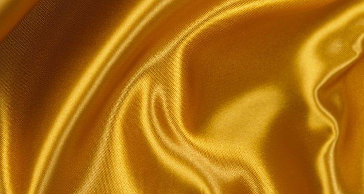 El vapor es fundamental para planchar la seda.