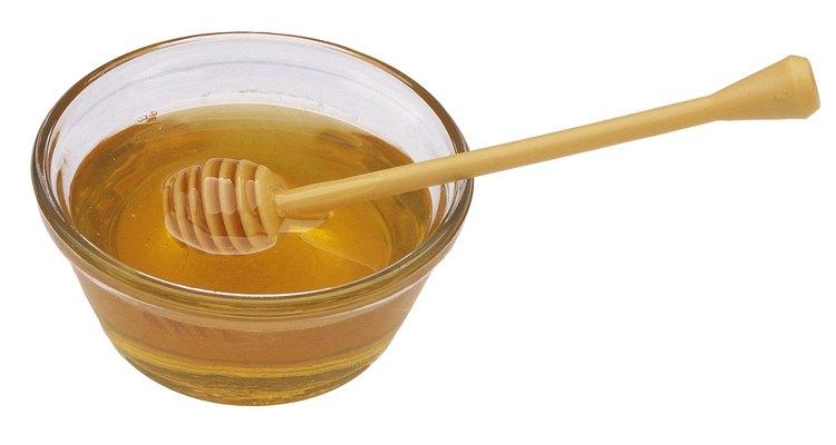 La miel puede regresar al estado líqudo.