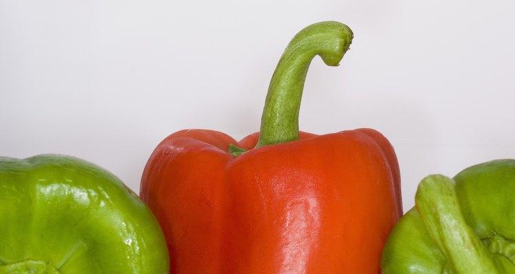 Los vegetales cocidos al vapor son saludables y deliciosos.