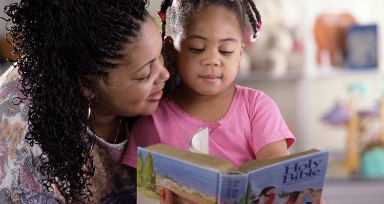 Los maestros de los estudios bíblicos tienen diferentes formas de explicar los principios.